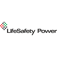 LifeSafety Power logo